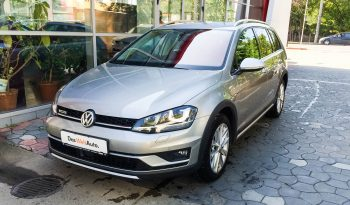 VW Golf Alltrack, 1.6 TDI 110 CP