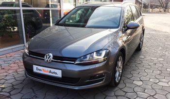 VW Golf VII Highline, 2.0 TDI 150 CP