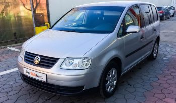 VW Touran, 1.9 TDI 105 CP